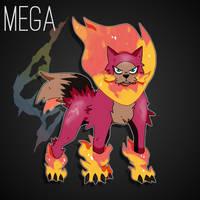 006 Mega Doburn by neildluffy