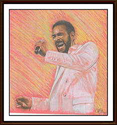 MARVIN GAYE-BY CHRIS WADE by 14bigvic