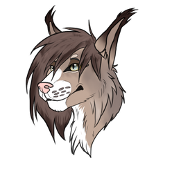 Art trade with Ask-Fem-BrambleClaw by galexy-candy