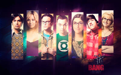 The Big Bang Theory by ROLUA