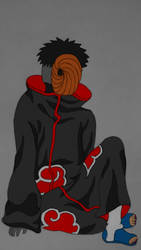 Tobi of Akatsuki_by_FrozenHart by IceonFlame