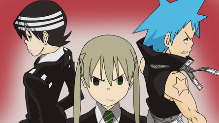 Soul_Eater_Crew_by_FrozenHart by IceonFlame