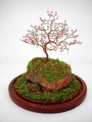 Swarovski Cherry Blossom Tree by Lady-Blue