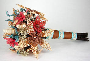 Funky Beach Bouquet by Lady-Blue
