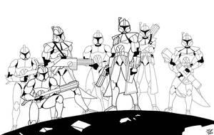 Commando Unit by lusiphur
