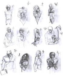 Thir13en Ghosts by blackangelofmine