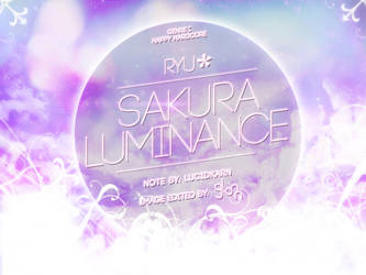 Sakura Luminance by GJoseph