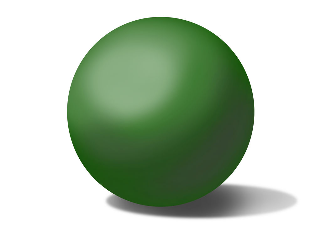 A Realistic Sphere by ComputerPerson745755