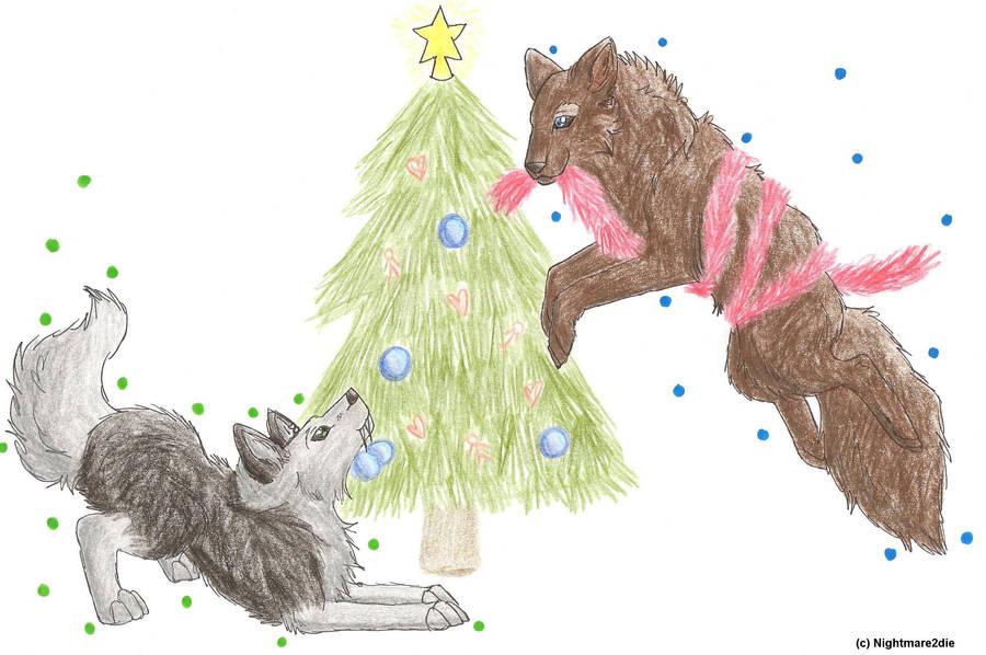 Christmas Trade by Nightmare2die