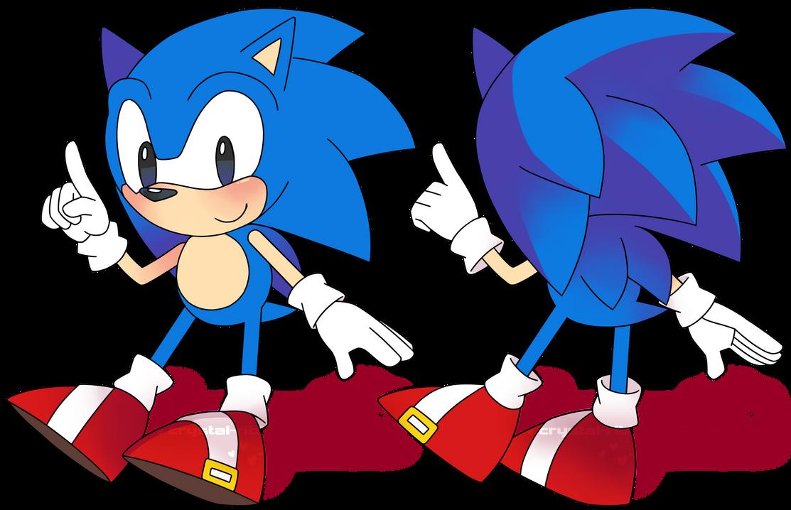 Sonic Keyring By Crystal Ribbon On Deviantart