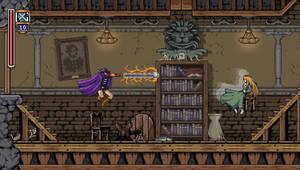 Castlevania :GAME MOCKUP: by TimJonsson