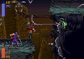Ninja action! :GAME MOCKUP: by TimJonsson