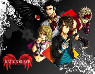 demon slave ... by AbsolumTerror