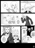 KH Secret Reports 1: The power of the BIGOTE by AbsolumTerror