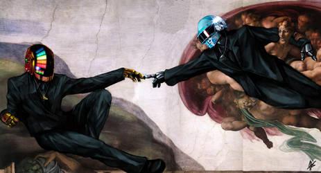 Daft's Creation by AbsolumTerror