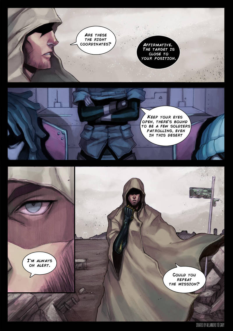 Dead Eye Syndrome: Pag 4 by AbsolumTerror