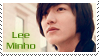 Lee Minhoo stamp by Ludamory