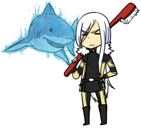 KHR - Shark Box Weapon by LindaVonree