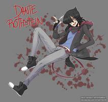 Dante Rothstein by RikawawaArt