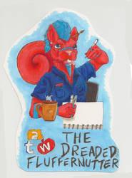 Crazy Artist Stryx by DreadedFluffernutter