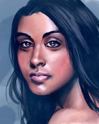 Ravenhair - Finished by CinnamonAlchemy