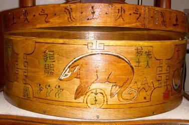 Pai Sho Table: Earth by queenmari