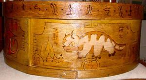 Pai Sho Table: Air by queenmari