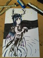 Contest entry- Shalanara by Toresseru