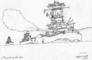 Memories of The Sea by StubbornEmil