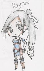 Chibi Raynie by Victoria10101