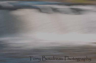Painted Waterfalls by TonyBoudreau