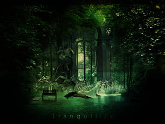 Tranquility by agirlnamedcatz