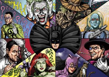 We Hate Batman by leandro-sf