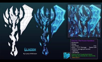 Glacion by lancewilkinson