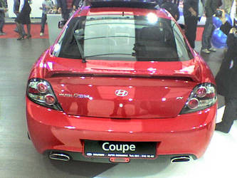 SIAB 07 - Hyundai Coupe Rear by AxelSilverwolf