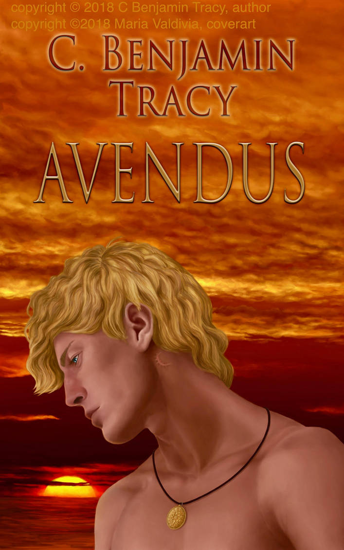 Avendus on Kindle by AlexanderAeternus