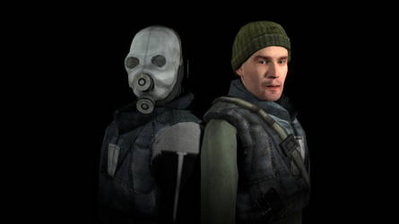 HL2 - This had a dumb title so I changed it. by Filthma