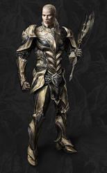 War Lord by ianessom
