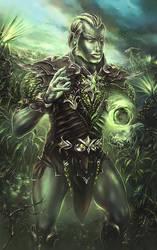 Druid by ianessom