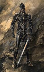 Cenizon Knight by ianessom