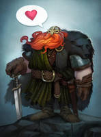 Vikings can luv by caiomm