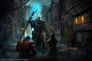Sovereign's Reach by caiomm