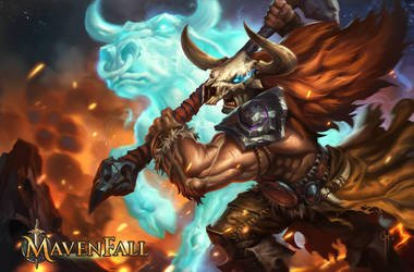 Herdmaster Barbarian by caiomm
