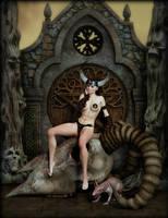 Rat Lady by Ikke46