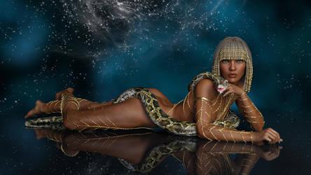 Snake Girl by Ikke46