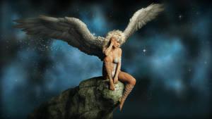 Angel by Ikke46