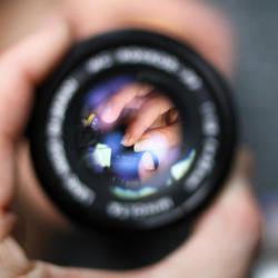 lens in lens by 4dam