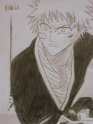 Kurosaki Ichigo by t0kibboy