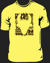 FCLC shirt design no.2 by melodia04