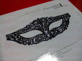 DIY Venetian Mask by melodia04